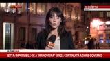 """27/09/2013 - Letta: impossibile ok a """"manovrina""""senza continuità governo"""