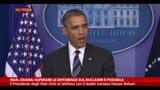 28/09/2013 - Obama: superare le differenze sul nucleare è possibile