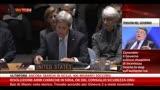 28/09/2013 - Risoluzione armi chimiche Siria, ok consiglio sicurezza Onu