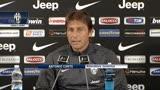 """28/09/2013 - Verso Juve-Toro, Conte: """"Il derby è una partita a parte"""""""