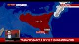 Tragico sbarco a Scicli, parla Fulvio Viviano