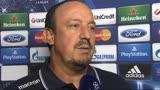 """30/09/2013 - Napoli, Benitez: """"Rispetto, ma nessuna paura dell'Arsenal"""""""