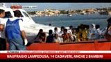 Naufragio di immigrati, sindaco Lampedusa: almeno 25 morti