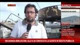 Tragedia Lampedusa, procedendo a identificazione corpi