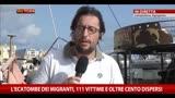 Tragedia Lampedusa, ricerche ancora in corso