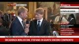 04/10/2013 - Decadenza Berlusconi, le parole di Malan
