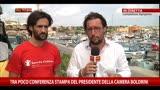 Naufragio Lampedusa, le parole di Filippo Ungaro