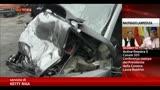 Scontro fra auto nel Torinese: distrutta famiglia