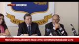 Lampedusa, Barroso: immagini che non dimenticherò mai