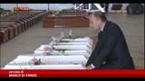 Letta con Barroso a Lampedusa: chiedo scusa per inadempienze