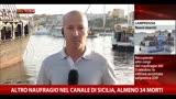 12/10/2013 - Naufragio barcone a 60 miglia da Lampedusa, 34 le vittime