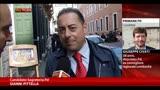 Primarie PD, le parole di Giovanni Pittella