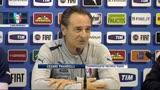 """14/10/2013 - Prandelli: """"Convoco tutti tranne Cassano? Non scherziamo"""""""