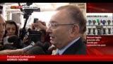 16/10/2013 - Squinzi: sulla legge di stabilità serviva più coraggio