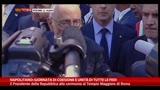 16/10/2013 - Napolitano: giornata di coesione e unità di tutte le fedi