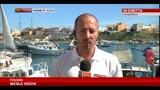 18/10/2013 - Lampedusa, polemiche per la commemorazione dei naufragi