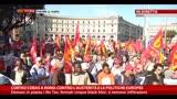 18/10/2013 - Corteo COBASa Roma, fermati cinque black bloc