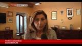 18/10/2013 - Lampedusa, oggi saranno trasferiti 150 ospiti del CPA