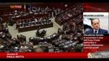 """20/10/2013 - Legge stabilità, Squinzi: """"La politica abbia più coraggio"""""""
