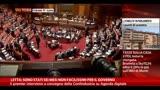 21/10/2013 - Letta: sono stati 6 mesi non facilissimi per il Governo