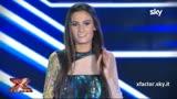 24/10/2013 - I Giudici commentano l'esibizione di Valentina