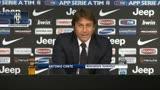 """26/10/2013 - Conte va all'attacco: """"Problemi? Voci per destabilizzarci"""""""