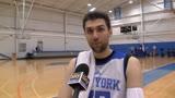 30/10/2013 - Il derby Knicks-Nets visto da Bargnani