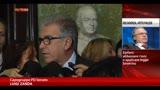 """30/10/2013 - Voto palese, Zanda: non è una norma """"contra personam"""""""