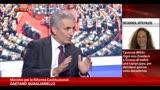"""30/10/2013 - Voto palese, Quagliariello: """"Nuova maggioranza PD-M5S"""""""