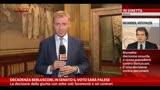 30/10/2013 - Decadenza Berlusconi, 7 voti favorevoli e 6 contrari