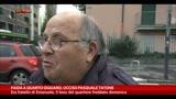 31/10/2013 - Quarto Oggiaro,ucciso Pasquale Tatone: la voce dei cittadini