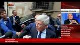 31/10/2013 - Voto palese per Berlusconi, Romani: conseguenze sul governo