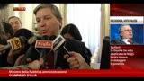 31/10/2013 - D'Alia: il governo Letta mangerà il panettone