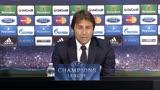 """Conte: """"Real, gara decisiva. C'è pressione, siamo la Juve"""""""