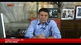 12/11/2013 - Governo, Renzi: Letta regge indipendentemente da Berlusconi