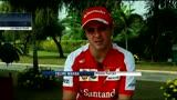 """20/11/2013 - Massa: """"L'ultima con la Ferrari in Brasile. Grande emozione"""""""