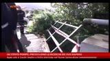 21/11/2013 - Incidente Pompei, proseguono le ricerche dei due dispersi