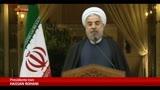 """24/11/2013 - Nucleare, Rohani: """"Riconosciuti i diritti dell'Iran"""""""