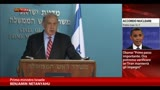 24/11/2013 - Netanyahu: accordo su nucleare Iran è un errore storico