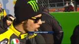"""24/11/2013 - Rally a Monza, Valentino Rossi: """"E' stato uno spasso"""""""