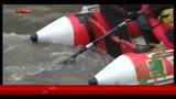 25/11/2013 - Pompei, recuperata l'auto finita nel fiume Sarno