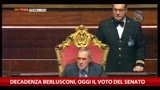 27/11/2013 - Decadenza, Bondi ai senatori a vita: vergognatevi