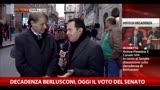 27/11/2013 - Decadenza Berlusconi, le parole di Lucio Malan (FI)