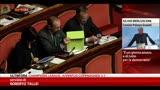 27/11/2013 - Berlusconi, 17.42 la dichiarazione di decadenza da senatore