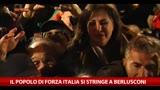 Il popolo di Forza Italia si unisce a Berlusconi