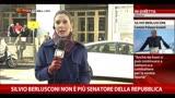 28/11/2013 - Berlusconi, ora abitazioni potrebbero essere perquisite