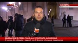 FI, Romani: presto le dimissioni dei nostri sottosegretari