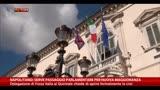 Napolitano: serve passaggio parlamentare a nuova maggioranza