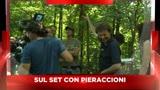 29/11/2013 - Sky Cine News - sul set con Leonardo Pieraccioni
