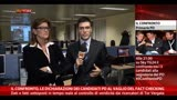 29/11/2013 - Il confronto Pd: tra le novità, il fact checking live